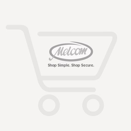 PORCELAIN WHITE CUP & SAUCER 6PCS