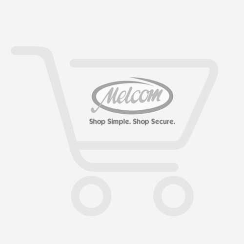 PROESCE RUBBER BARBELL WITH CURLED BAR 10KG LDBS-220-10KG