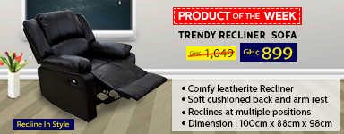Trendy Recliner Sofa