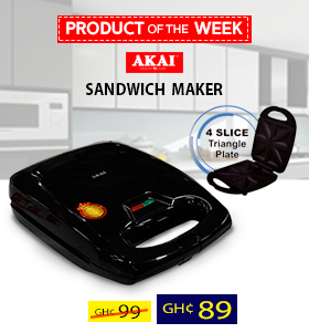Akai Sandwich Maker