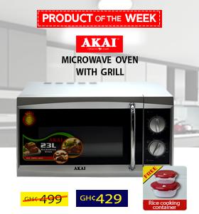 Akai Microwave Oven 23 Ltr