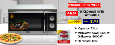 Akai Microwave Oven 23 Ltr