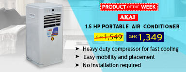 Akai 1.5 HP Portable AC