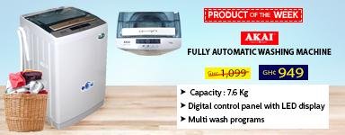 Akai Fully Automatic Washing Machine