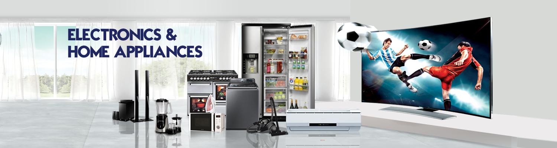Electronics & Home Appliances