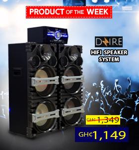 """DZIRE HIFI SPEAKER SYSTEM 12"""" 200W HIFI21-2126"""