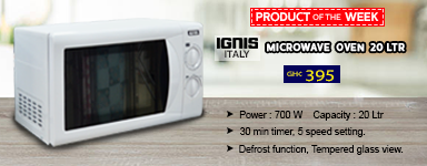 Ignis Microwave Oven 20Ltr