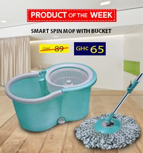 Smart Spin Mop
