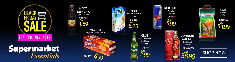 Supermarket Essentials
