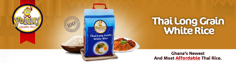 Yummy Thai Long Grain White Rice