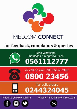 Melcom connect